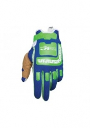 LIFE LINE PERFORMANCE GLOVES green-blue